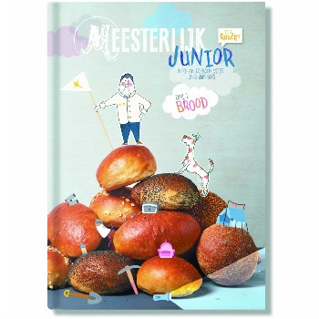Magazine Meesterlijk - Meesterlijk Junior - Brood